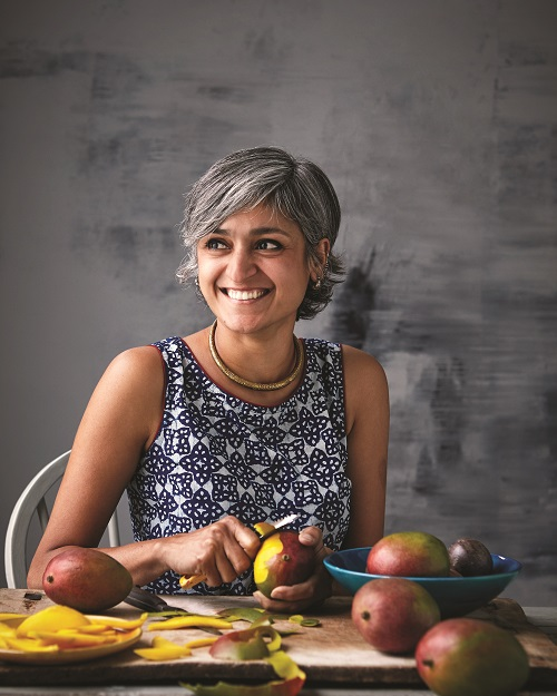 Interview With :   Chetna Makan, Fashion Designer and Author of The Cardamom Trail