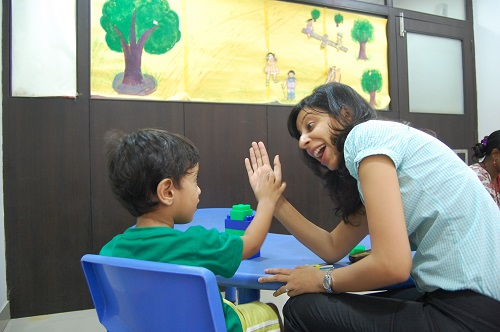 Interview with :    Surabhi Verma, Founder And Director Of Sparsh For Children