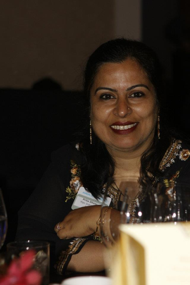 Interview with :    Prita Dheer Of DialABaker.com