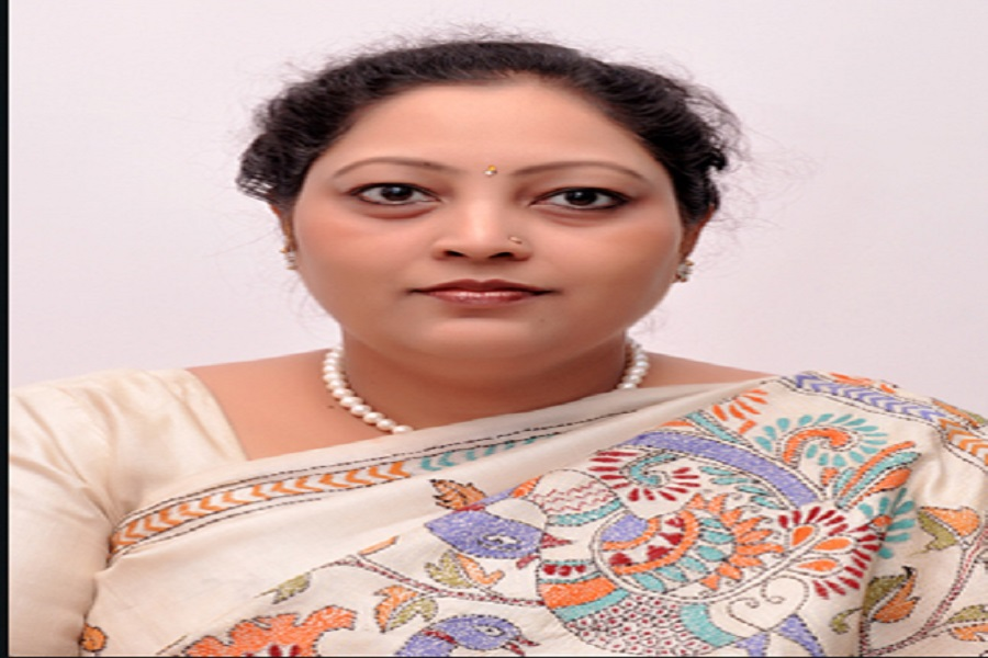Meet with :   Dr. Monica Gupta, Director (Academics) at Sunstone Eduversity