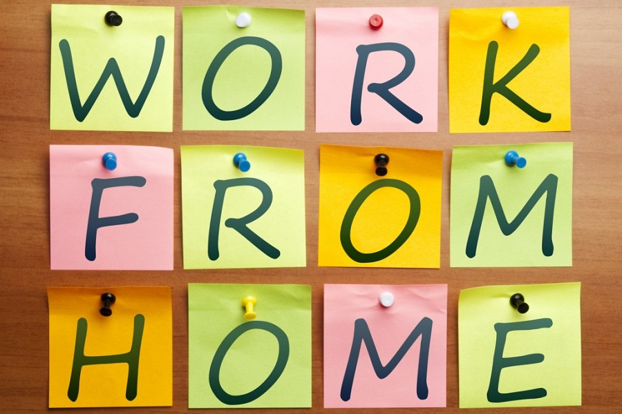 Work from home articles